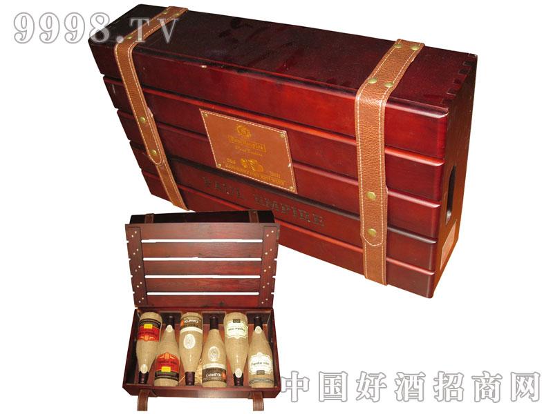 六支木箱装