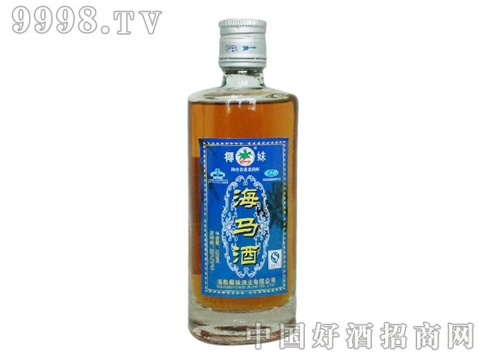 120ml圆柱海马酒