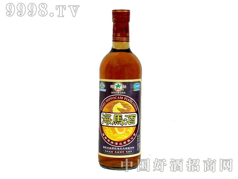 630ml简装海马酒