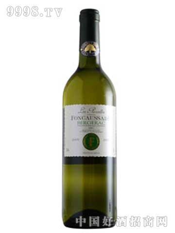 法国金橡树冯卡塞特干白葡萄酒