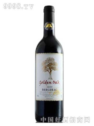 法国金橡树贝杰哈克干红葡萄酒