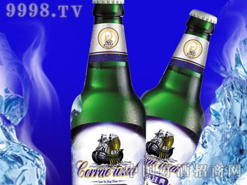 美国蓝带啤酒蓝色经典500ml大众消费