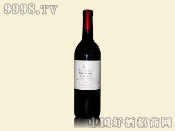 法国法尔蒙干红葡萄酒