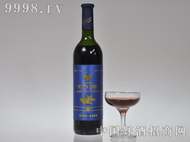 蓝动力高级干红蓝莓酒