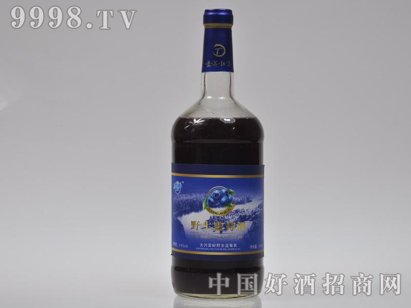 蓝动力野生蓝莓酒