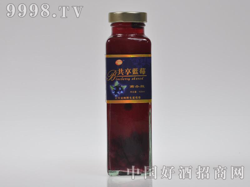 蓝动力蓝莓果汁420ml