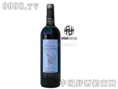 2006美恩庄园红葡萄酒