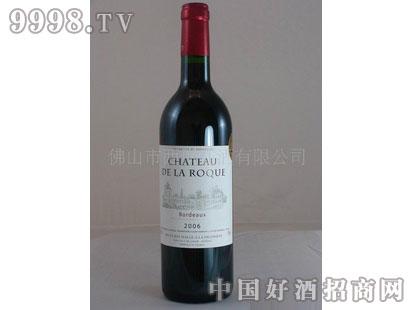 2006德拉罗格庄园红葡萄酒