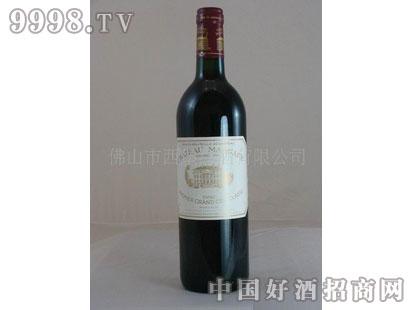 1986玛歌庄园红葡萄酒