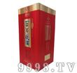 百年皖酒红色包装盒