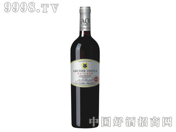 银尊干红葡萄酒