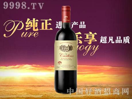 卡尼露2008干红葡萄酒