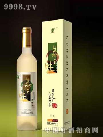 荔之味干白荔枝酒
