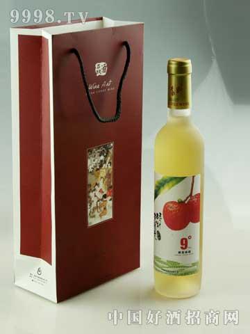 荔妃特级鲜白荔枝酒单支礼盒(出口型)