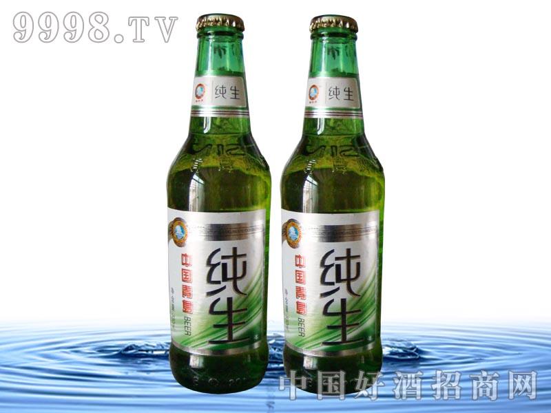 青岛纯生啤酒330ml