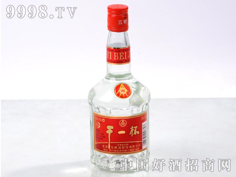 五粮液干一杯(一斤装)光瓶