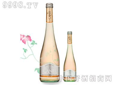桃红葡萄起泡酒