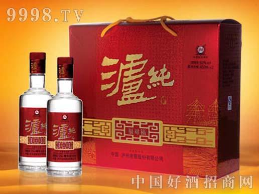 泸纯酒(礼盒系列)-福对福