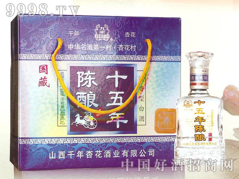 国藏陈酿10 248ml