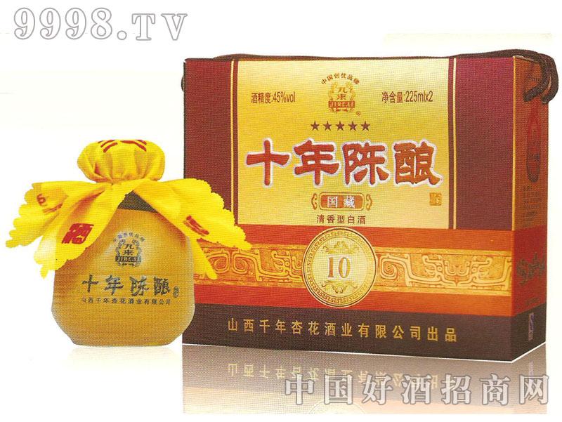 国藏陈酿10 225ml