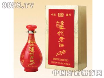 010泸州老酒