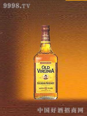 威尔吉美国波本威士忌6年