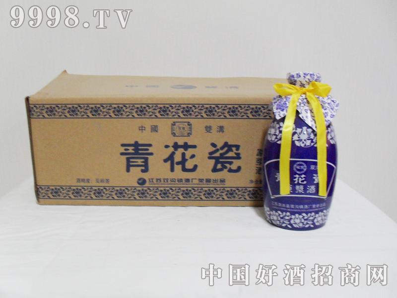46%vol青花瓷原浆酒500mlx12瓶