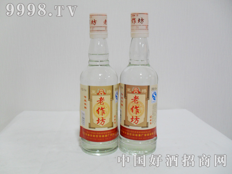 42%vol老作坊酒480mlx12瓶