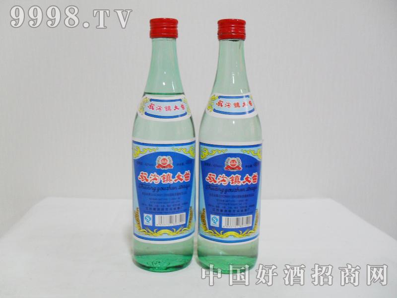 42%vol蓝标双沟镇大曲酒480mlx12瓶