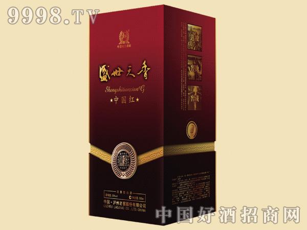 盛世天香-中国红