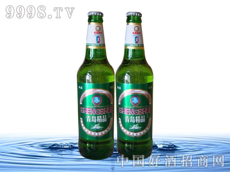 青岛精品啤酒