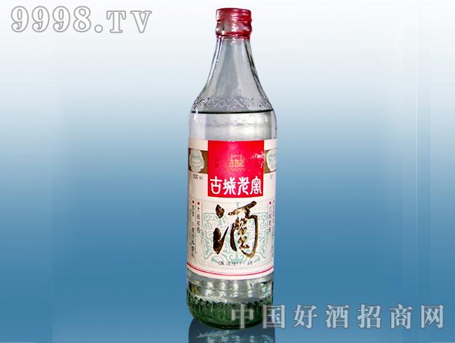 玻璃瓶老窖酒瓶