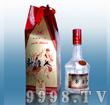 48度新疆人老窖35酒瓶
