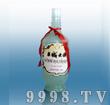 57度古城大曲酒瓶