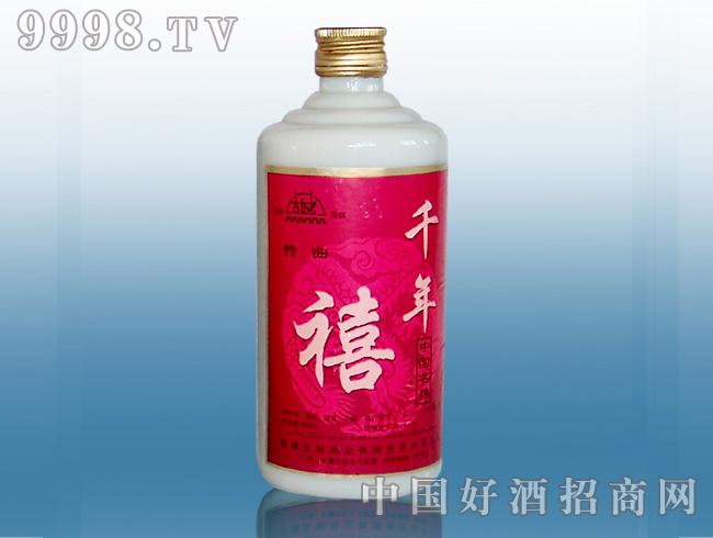 42度千年禧酒瓶