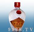 48度菠萝瓶古城老窖62酒瓶