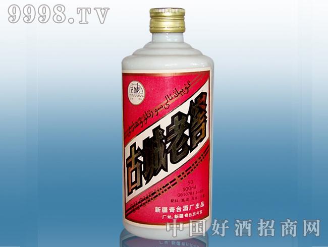 45度茅瓶古城老窖7酒瓶1