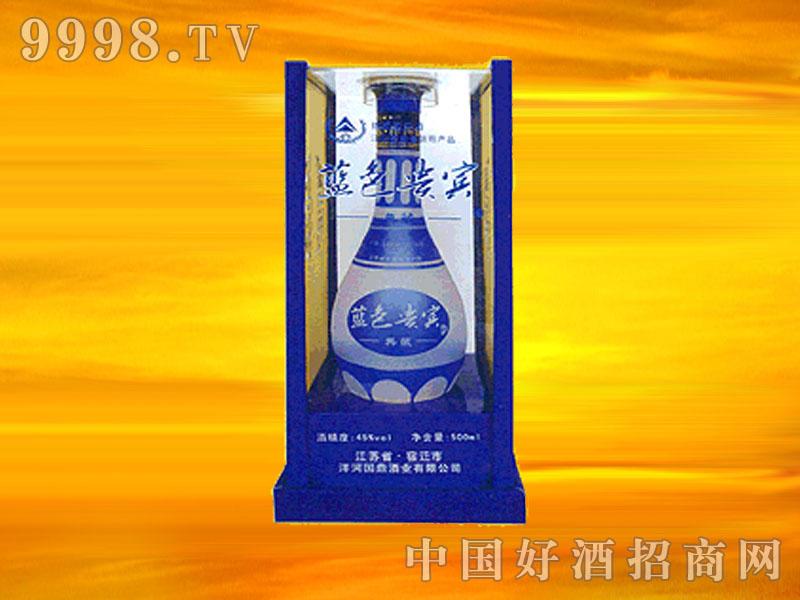 36-蓝色贵宾(立体透明)