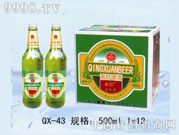 QX-43奥贝啤酒