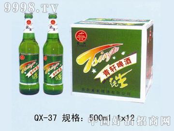 QX-37奥贝啤酒纯生