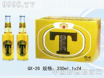 QX-26奥贝啤酒