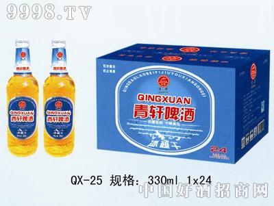QX-25奥贝啤酒冰超干