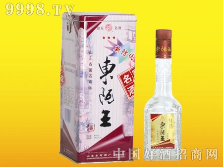 铁盒装三星级东阿王(34%v)