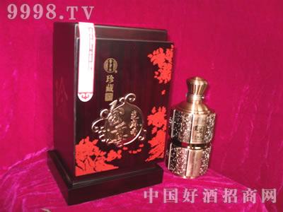 金东阿―至尊芝麻香型白酒(53%Vol)