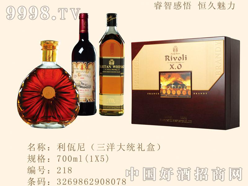 利佤尼(三洋大统礼盒)