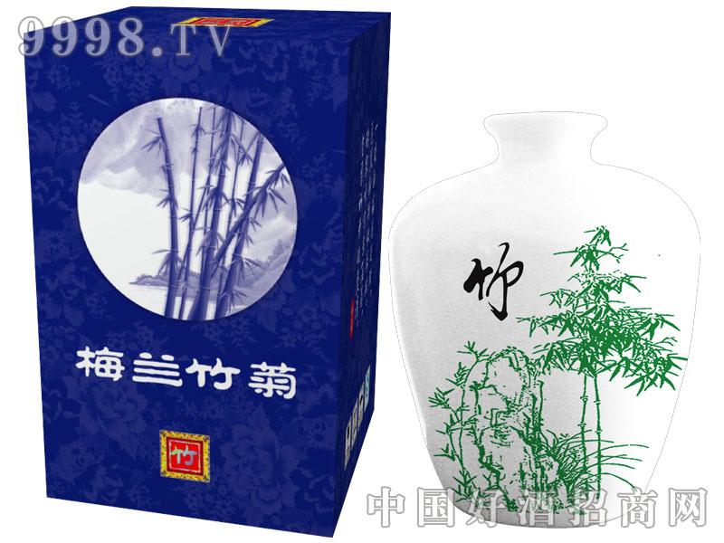 梅兰竹菊-竹