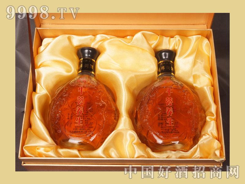 牛蒡养生酒(开盒)