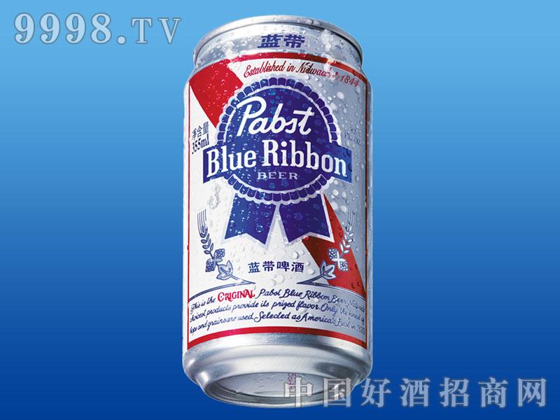 蓝带啤酒330ml