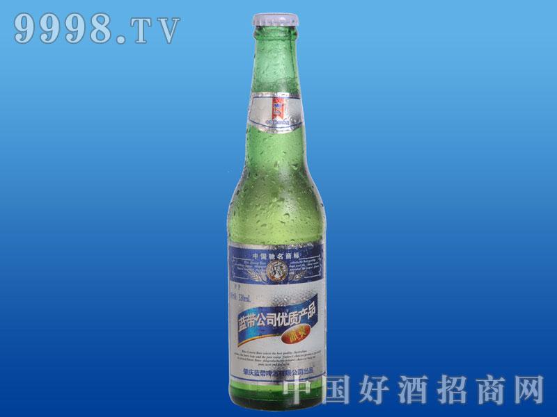 蓝贝冰爽啤酒(罐)