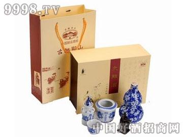 咸亨酒店二十年陈酿太雕酒(450ml)精品礼盒